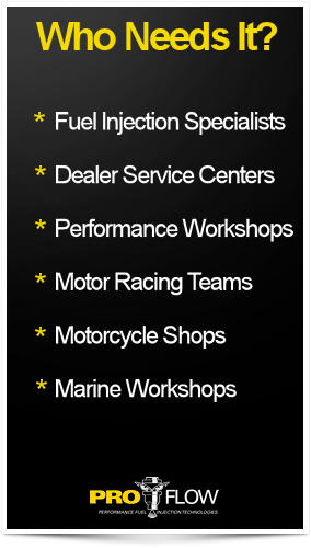 Fuel Injection Cleaning Specialists